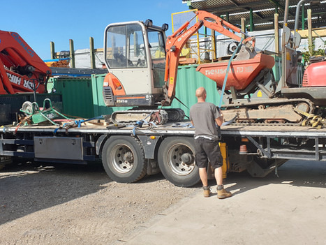 Scania Lorry