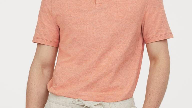 Polo shirt slim fit