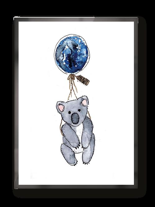 """Poster """"Koala"""""""