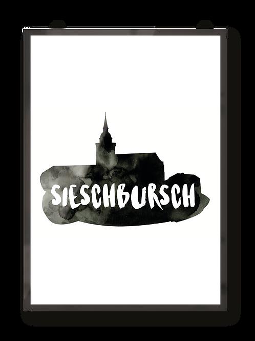 """Poster """"Sieschbursch"""""""