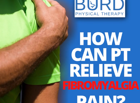 Physical Therapy Benefits For Fibromyalgia Sufferers