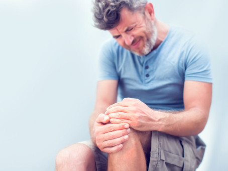Knee pain can be some of the most frustrating pain a person can endure.