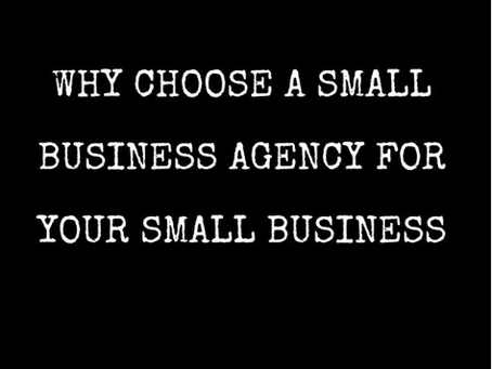 We know Small Business!⁣⁣⁠