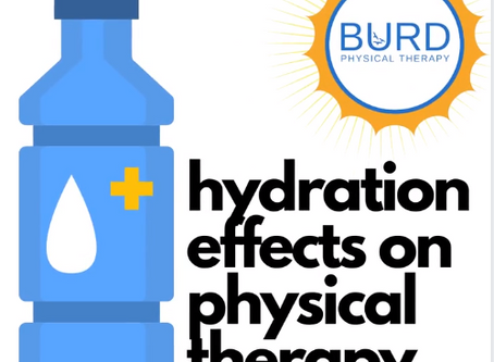 Staying Hydrated For Your Health