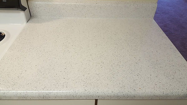 Refinished Counter Top