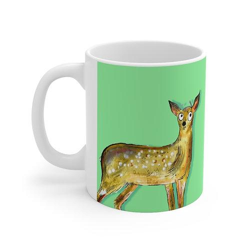 Darren The Deer Mug