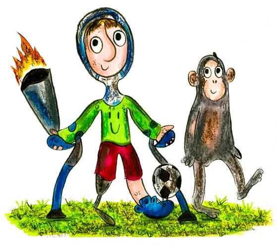 Monkey Walks