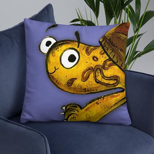 Tyler The Tortoise Cushion
