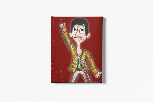 Freddie Canvas