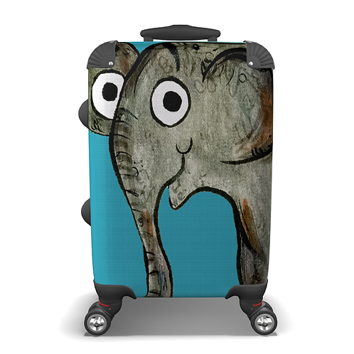 Erin The Elephant Suitcase