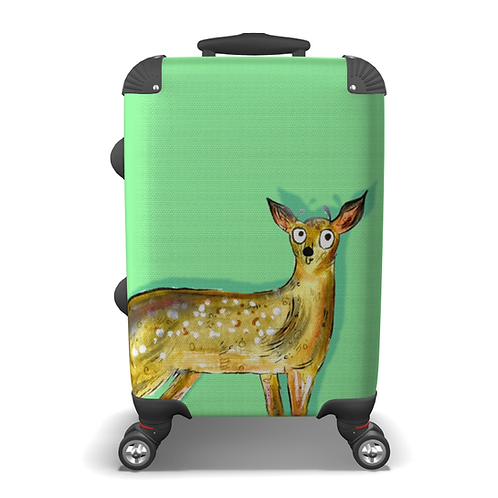 Darren The Deer Suitcase