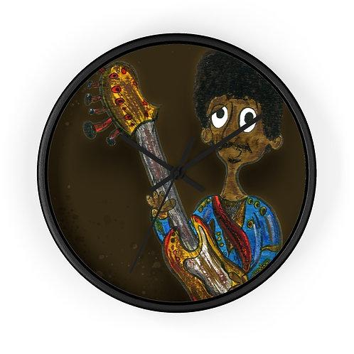 Hendrix Clock