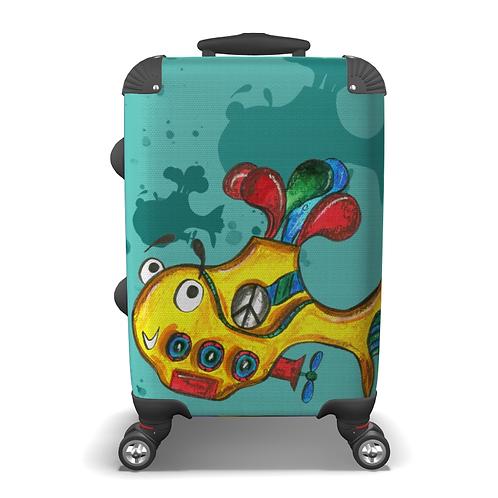Yellow Submarine Suitcase