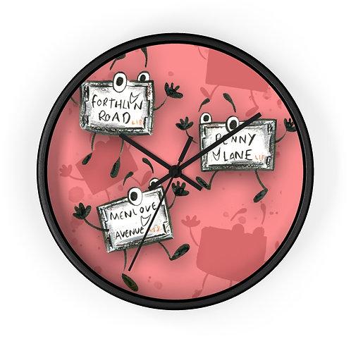 L18 Gang Clock