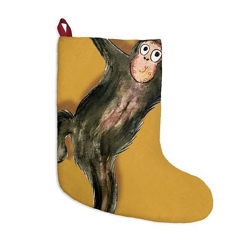 Matthew The Monkey Stocking