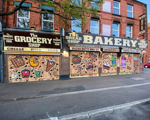 The Funky Bakery