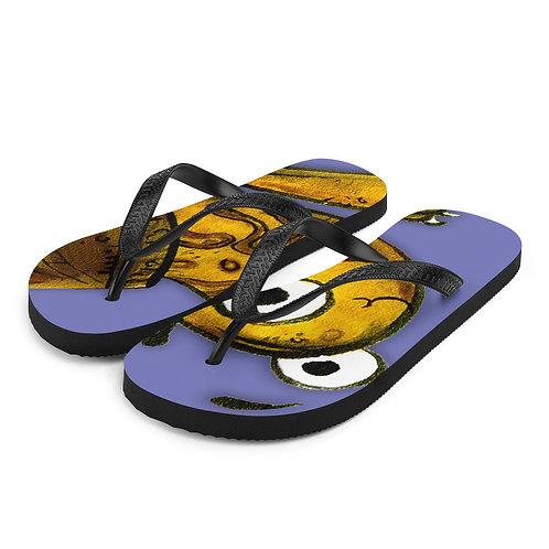 Tyler The Tortoise Flip-Flops