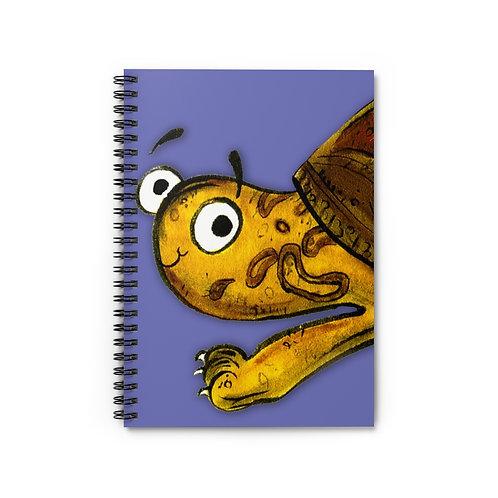 Tyler The Tortoise Notebook