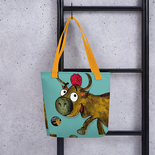 Yvonne The Yak Tote