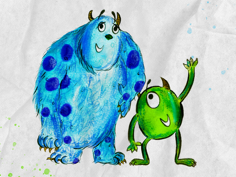 Sully & Mikey