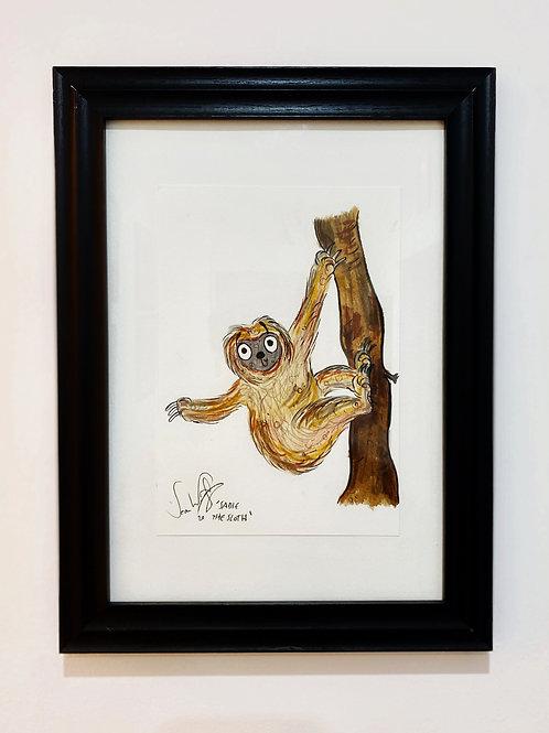 Sadie The Sloth