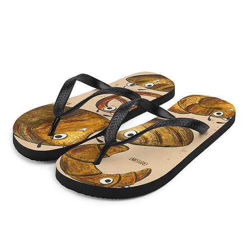 The Breads Flip-Flops