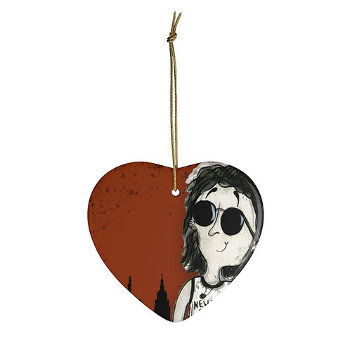 Lennon Ornament