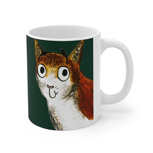 Caroline The Cat Mug