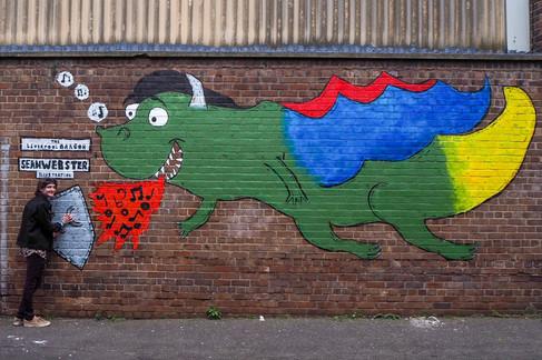 The Liverpool Dragon