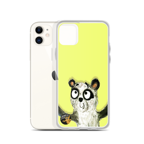 Patrick The Panda iPhone Case