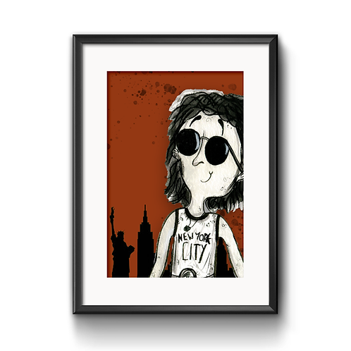 Lennon Print