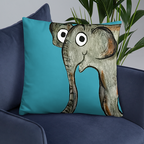 Erin The Elephant Cushion