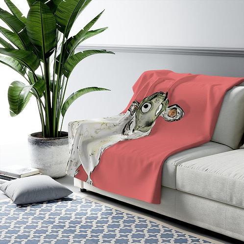 Sarah The Sheep Blanket