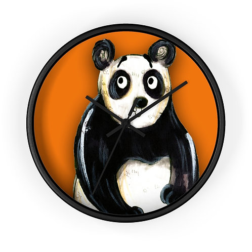 Peter The Panda Clock