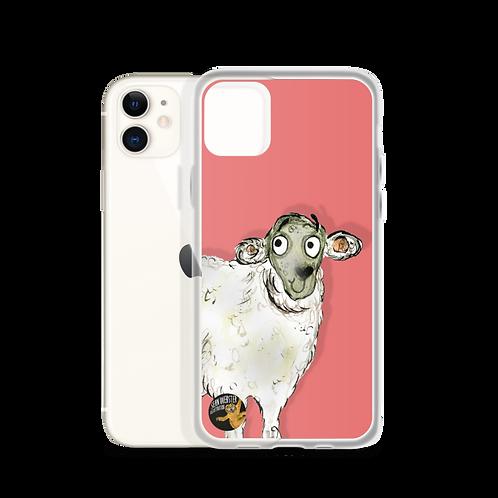 Sarah The Sheep iPhone Case