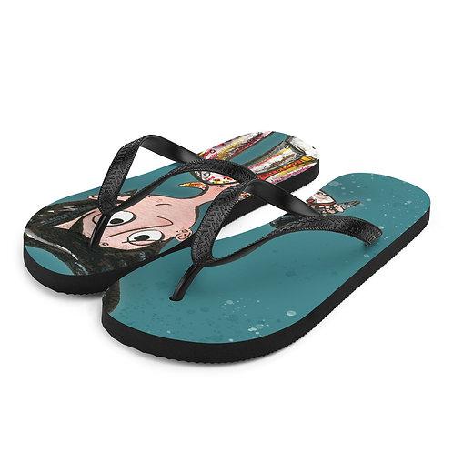 Elvis Flip-Flops