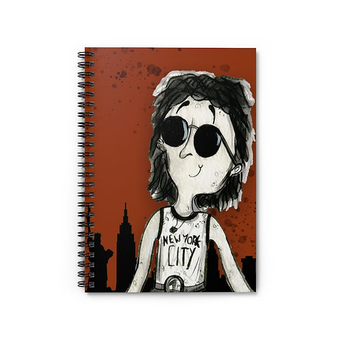 Lennon Notebook