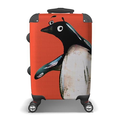 Paul The Penguin Suitcase