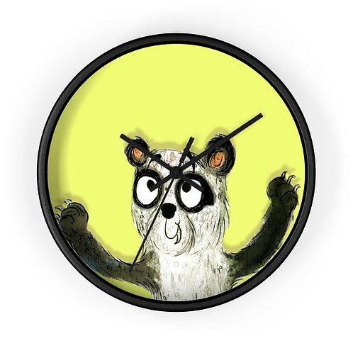 Patrick The Panda Clock