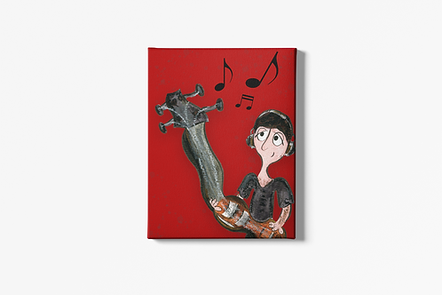 McCartney Canvas