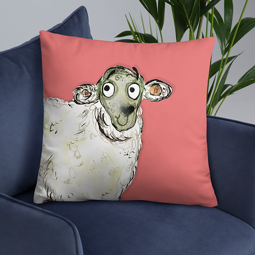 Sarah The Sheep Cushion