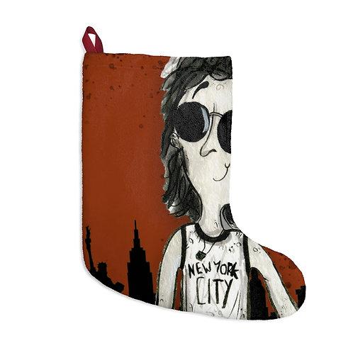 John Lennon Stocking
