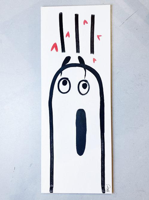 AGHHH - Original Canvas