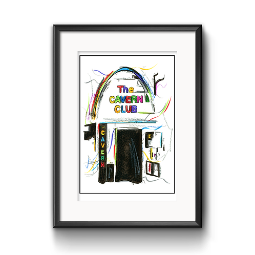 The Cavern Club Print