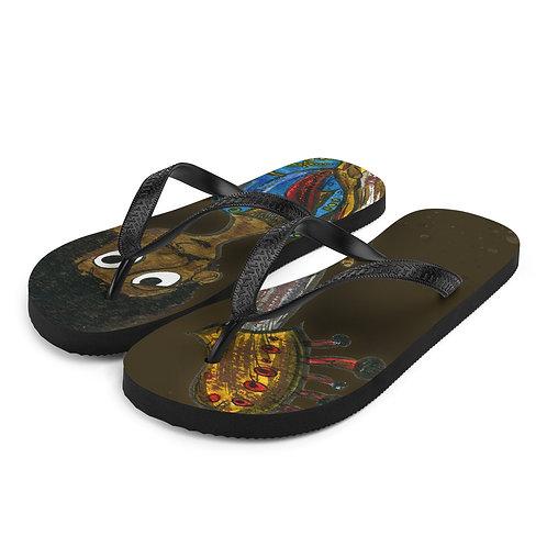 Hendrix Flip-Flops