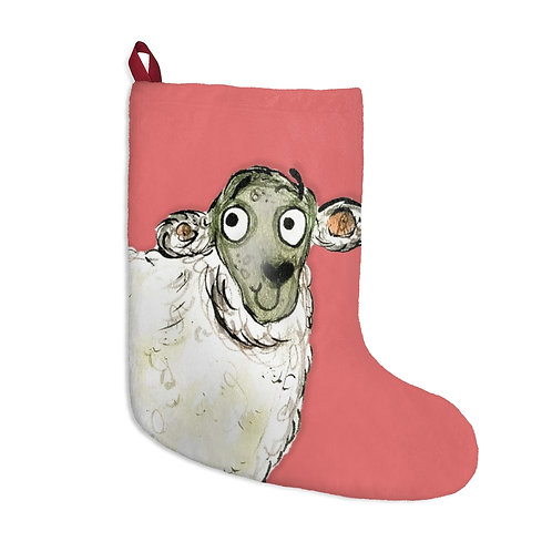 Sarah The Sheep Stocking