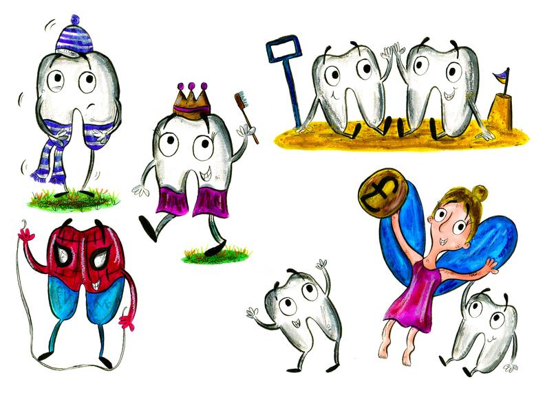 The Happy Teeth