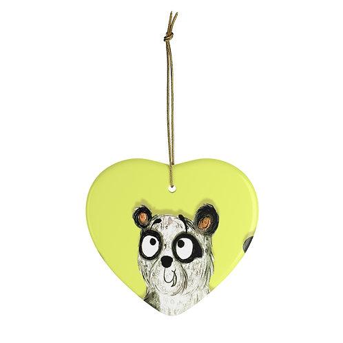 Patrick The Panda Ornament