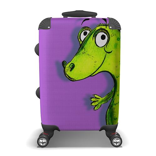 Clare The Crocodile Suitcase