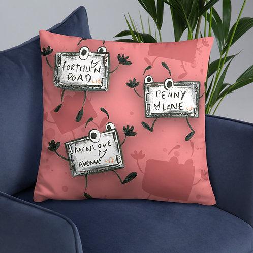 L18 Gang Cushion